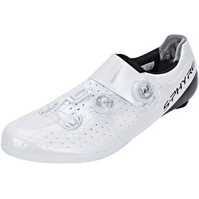 Shimano S-Phyre SH-RC9 schoenen breed wit
